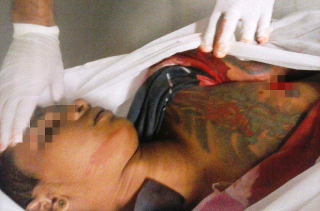 Bebê foi usou a arma três vezes com a PRF e o Bope