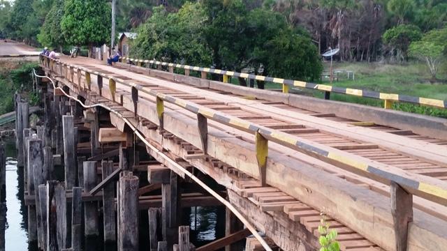 Ponto sobre o Rio Curicaca será construída mesmo durante o período de chuvas, diz a Setrap