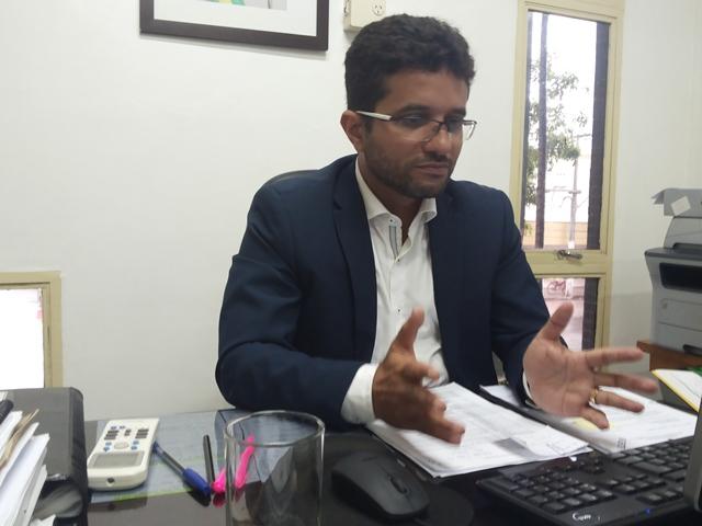 procurador Utan Gaudino: terra é para reforma agrária