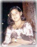 A jornalista Simone Teran foi uma das sete vítimas