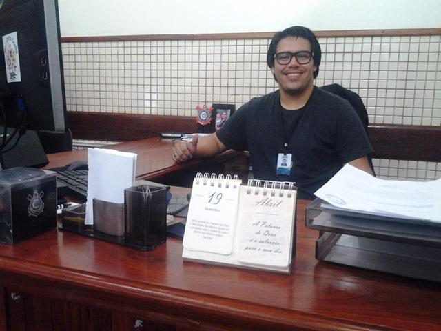 Coordenador Izaias Cordeiro: esperando candidatos compareceram para corrigir o erro
