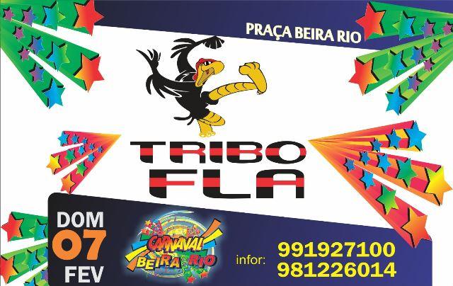 Banner do bloco. Imagem: Divulgação