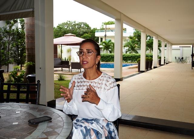 Marília diz o problema foi criado em 1995