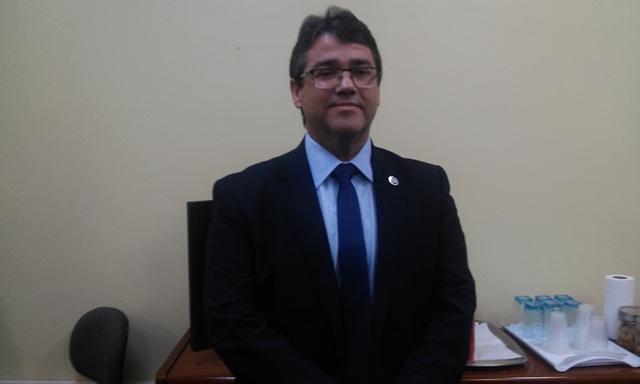 Procurador geral Narson Galeno: estratégia correta. Foto: Arquivo/SELESNAFES.COM