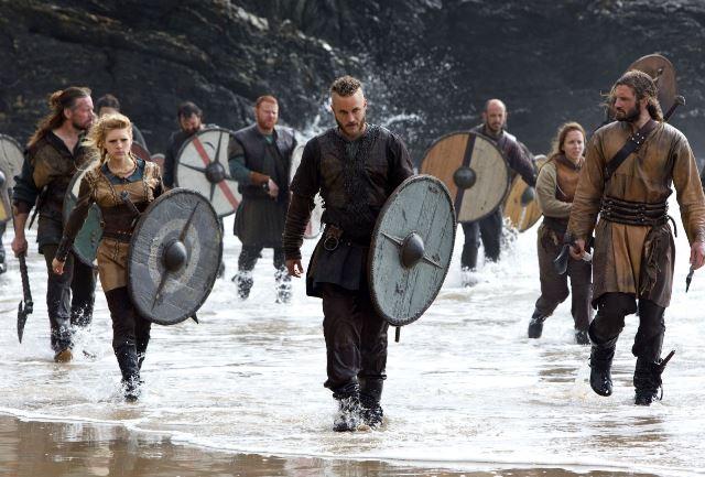 Duas primeiras temporadas abordam a transformação de Ragnar. Fotos: Divulgação