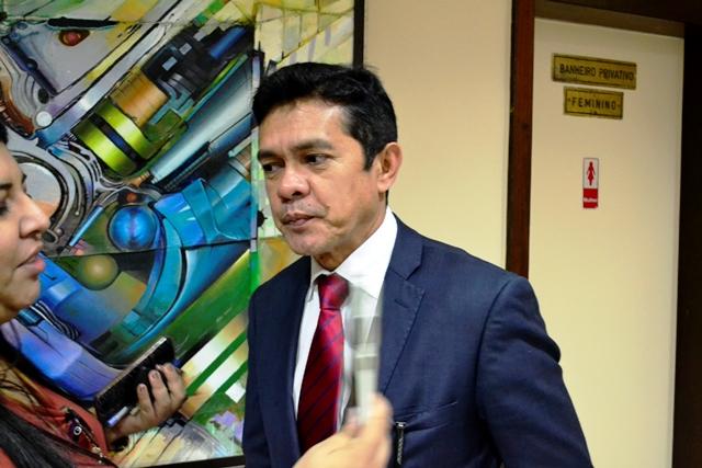 Deputado Ericlaudio Alencar: vamos continuar levantando informações. Foto: André Silva