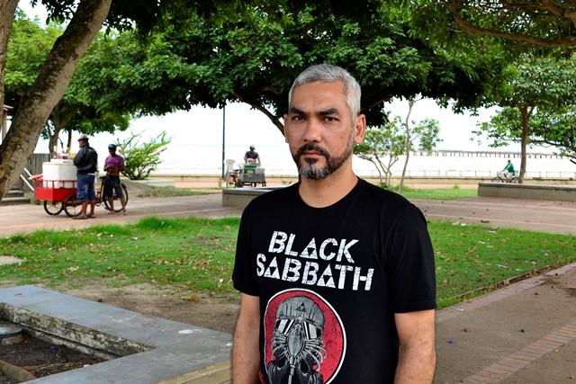 Kurazo Okada diz que as andorinhas continuam vindo para o Amapá, apenas mudaram de local