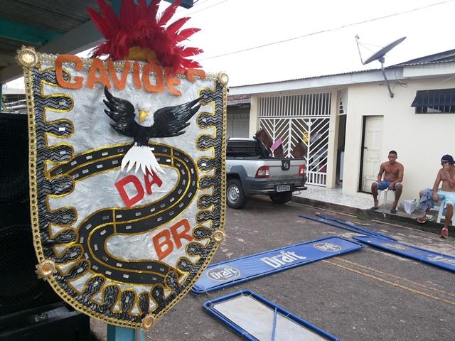 Gaviões da BR foi fundada em 2006