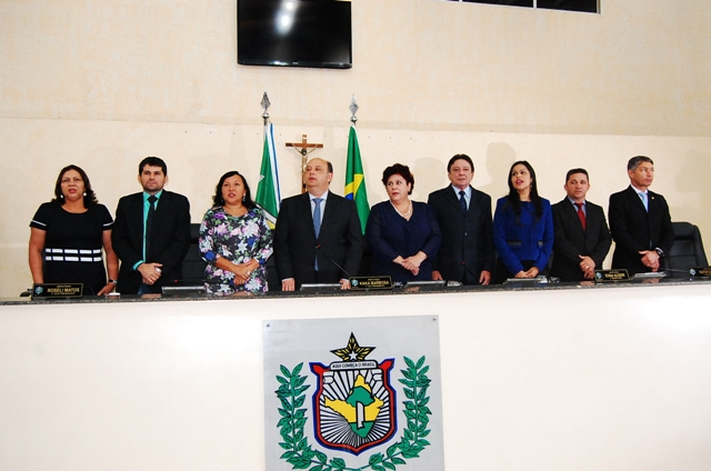 Executivo, Legislativo e Judiciário estiveram representados no evento