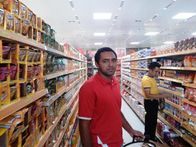 écnico de enfermagem Edmar Soares: quem sofre é o consumidor