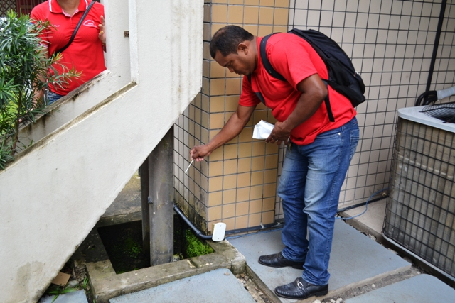 Servidores receberam certificados de que limparam seus locais de trabalho