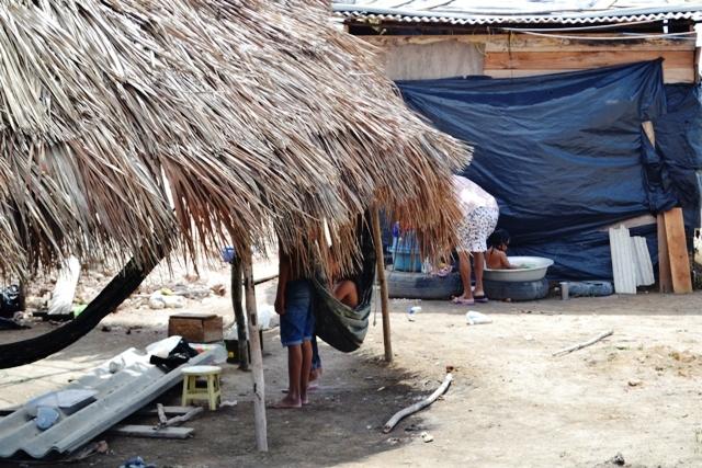 Índios são da etnia Apalaí, originários do Parque do Tumucumaque. Fotos: André Silva