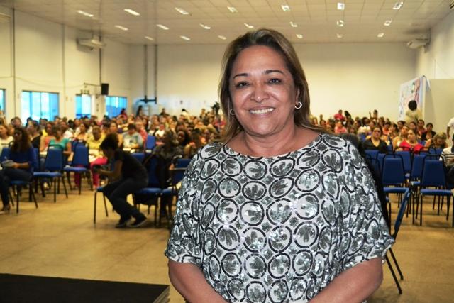 Secretária de Educação, Dalva Figueiredo: professores vem sendo preparados não apenas para identificar a deficiência
