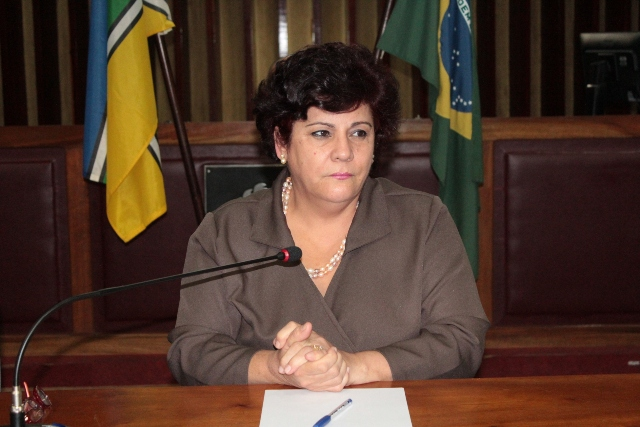 Sueli Pini, presidente do Tjap: