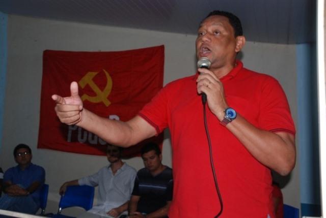 Evandro Milhomem quer Clécio no PC do B, o que naturalmente aumentaria o espaço do partido na PMM. Foto: PC do B