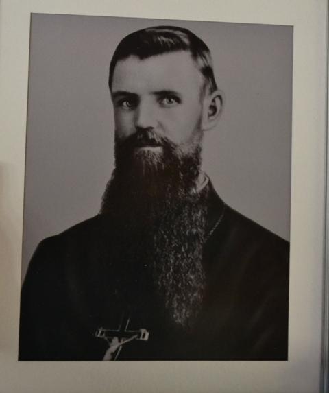 Padre Júlio morreu depois de um acidente de trânsito