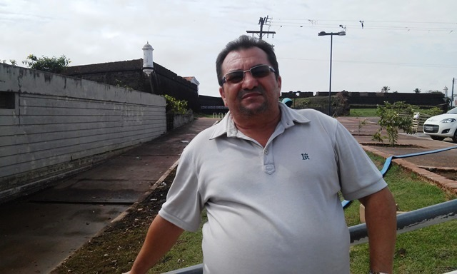 Pedro Rodrigues: posto da Polícia Militar