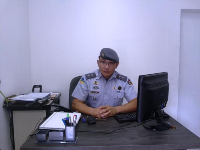 Tenente Alex Sandro: Operação Carnaval vai continuar até quarta-feira