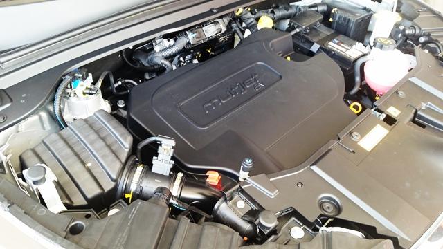 Motor com versões em gasolina e diesel