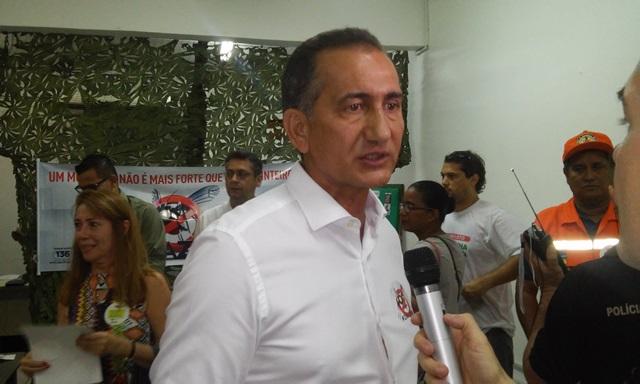 Governador Waldez Góes: combate nos município que são a porta de entrada