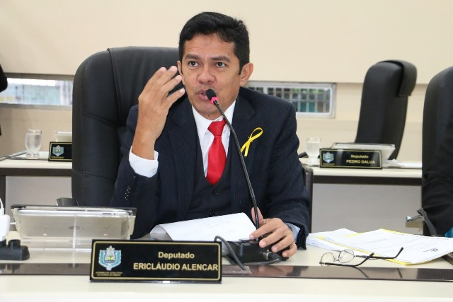 Ericlaudio Alencar