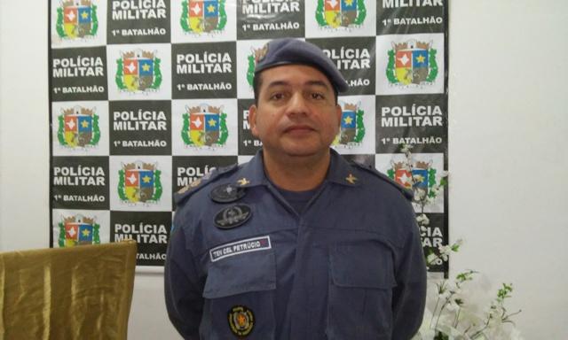 Comandante tenente-coronel Petrúcio: educação não é responsabilidade só da escola