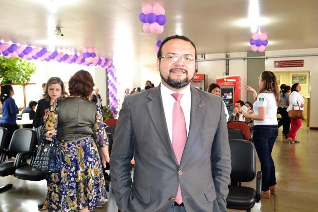 Presidente da OAB, Paulo Campo: iniciativa nasceu da necessidade de advogadas que estavam amamentando