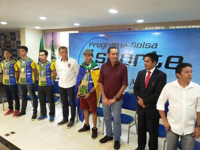 Bolsa Esporte foi discutido com associações e federações