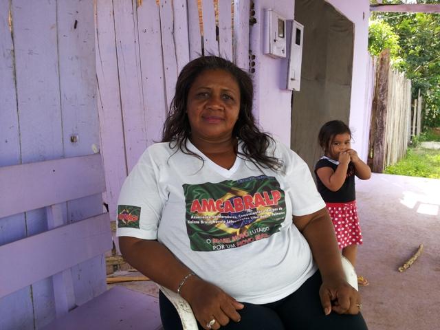 Wanda Cruz: assalto na porta de casa. Fotos: André Silva