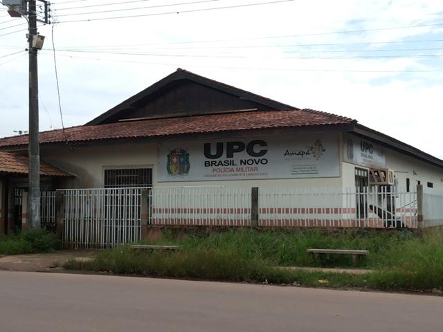 UPC sem viatura