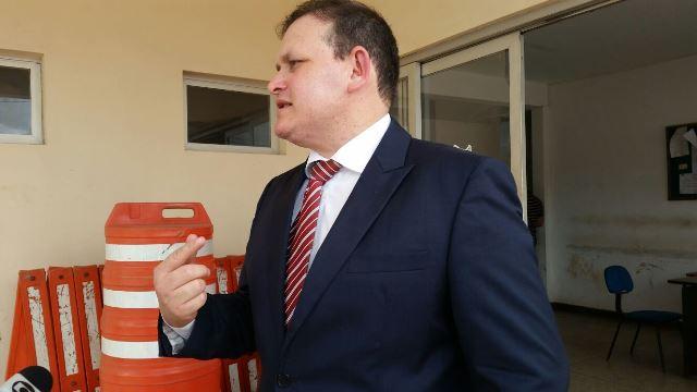 Diretor do Detran, Inácio Maciel: pessoas presas em casos anteriores
