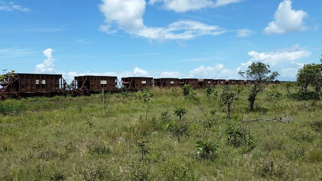 Transferência da estrada de ferro não deveria ter problemas