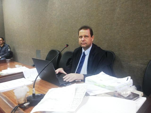 Advogado Maurício Pereira: sem o controle das faculdades mentais. Fotos: André Silva