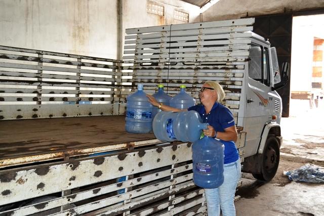 Conceição trabalha duro todos os dias