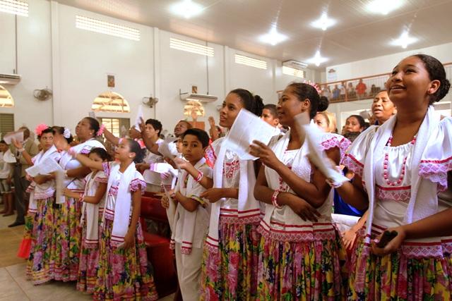 Missa da Santíssima Trindade e do Divino Espírito Santo