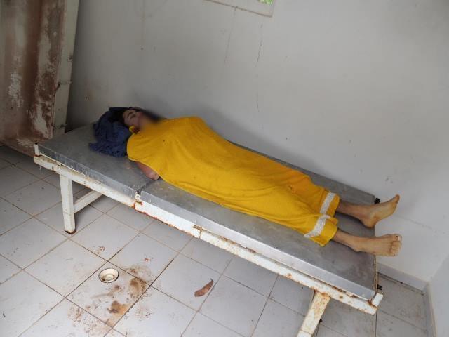 Pablo Rhuan: enterrado quase 4 dias depois. Fotos: Humberto Baía