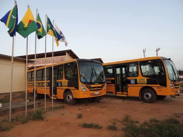 Em Oiapoque não existe transporte coletivo