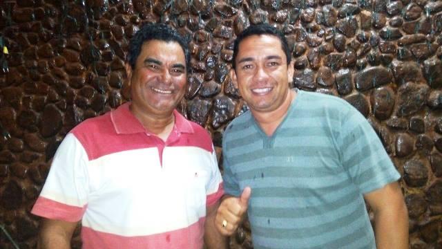 Joacy Rabelo e Marcelo Martins