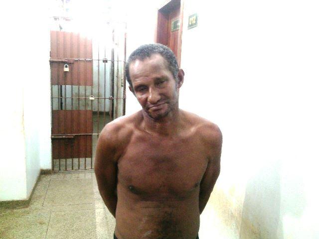 Na delegacia, Paulo Sérgio Cardoso negou que tenha bebido. Fotos: Olho de Boto