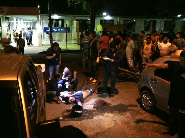 Rafael Aragão morreu no local