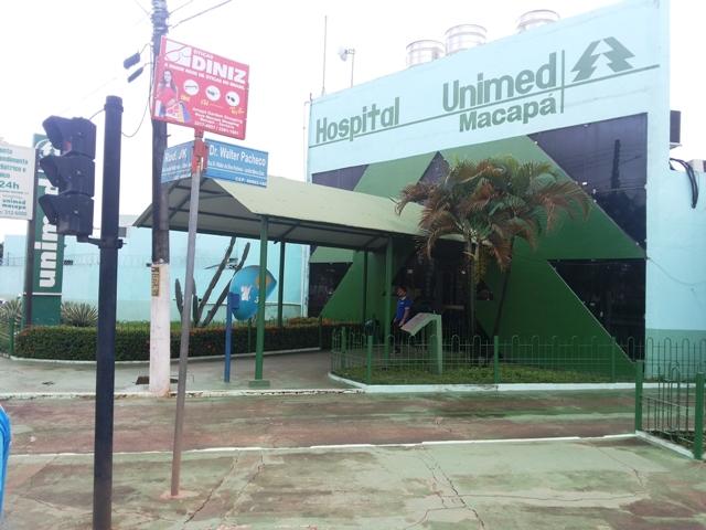 Unimed de Macapá está sendo administrada por entidade de Manaus. Foto: André Silva