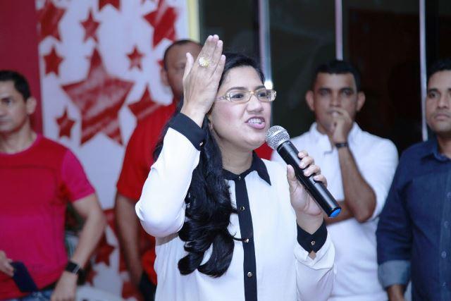 Isabel Nogueira, do PT