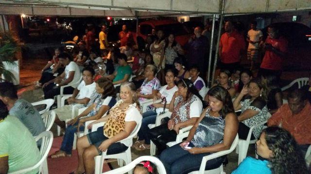 Lideranças participaram do evento na nova sede, que fica na Avenida José de Anchieta, no Bairro Paraíso