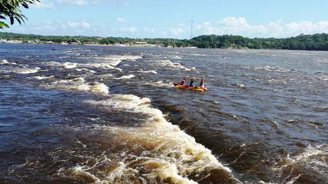 Passeios pelo Rio Araguari