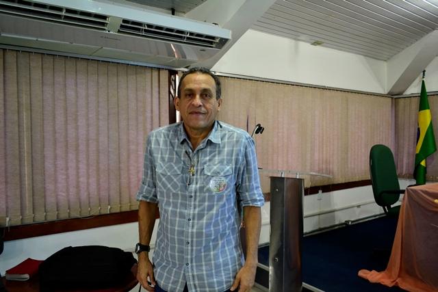 Mário Sérgio, da Sema: municípios poderão arrecadar com licenciamento. Fotos: André Silva