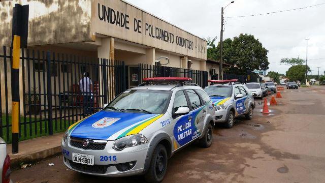 Acusados foram levados para a UPC
