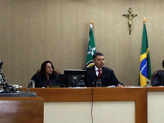 MP está sendo representado pelo procurador-geral da Justiça, Roberto Alvares. Fotos: André Silva