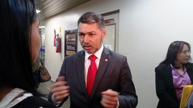Procurador Geral do MP, Roberto Alvares: recurso para prisão em regime-aberto