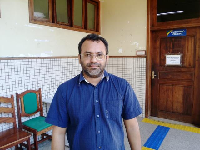 Francisco Gean, do Sindicato dos Técnicos Administrativos: plano de carreira ainda não foi para a ALAP