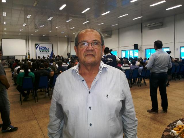 José Carlos Bastos, da Q-Sabor: oportunidade de ampliar a produção com benefícios fiscais. Fotos: André Silva